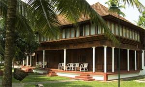 Аюрведа в Индии. Отель Coconut Lagoon