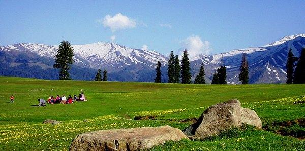 Тур в Индию. Кашмир