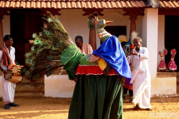 Индия. Праздники в Керале