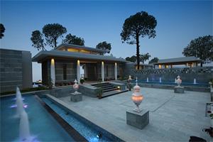 Аюрведа в Индии. Отель Moksha Himalaya Spa