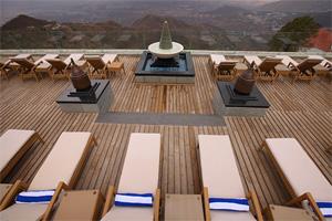 Аюрведа в Гималаях. Отель Moksha Himalaya Spa