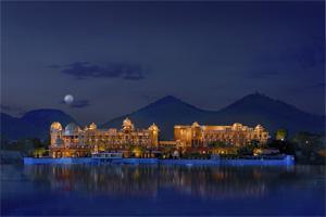 Вип-отдых в Индии. Отель The Leela Palace Udaipur