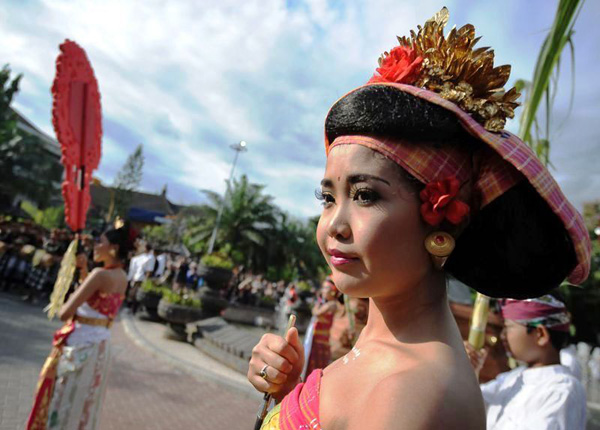 Индонезия. Ньепи – день тишины на Бали