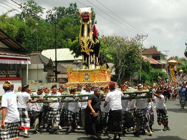 Индонезия. Традиции