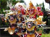 Праздники Индонезии. День Ньепи и парад Ого-Ого на Бали