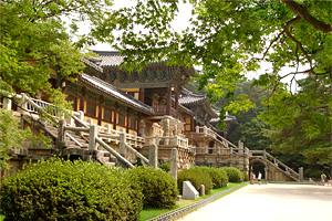 Тур в Южную Корею. Кенджу
