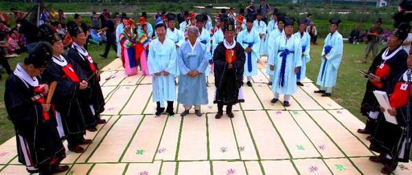 Южная Корея. Праздники