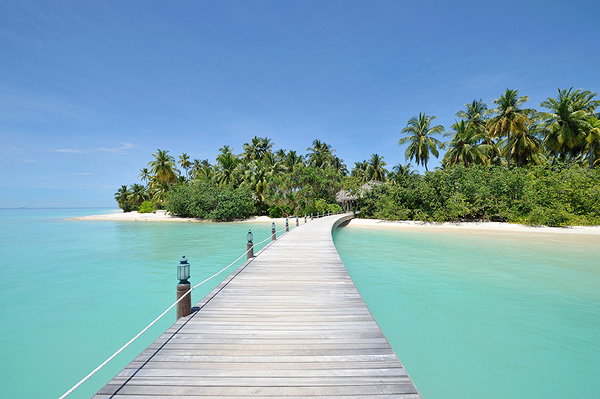 Отдых на Мальдивах. Отель Ayada Maldives