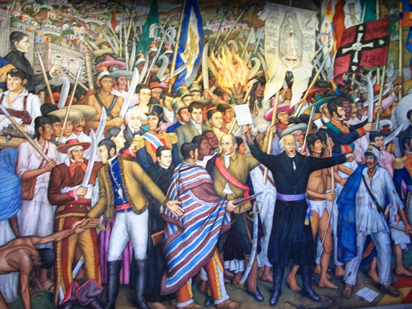 Мексика в средние века
