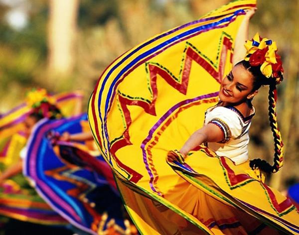 Мексика. Фестиваль Сервантино