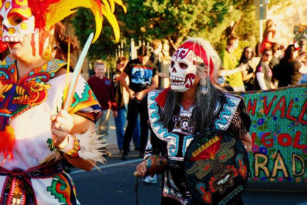 Мексика. День мертвых