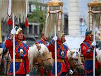 Монголия. Фестиваль Наадам