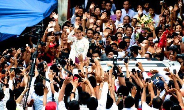 Бирма. Люди