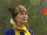 Мьянма. Аун Сан Су Чжи