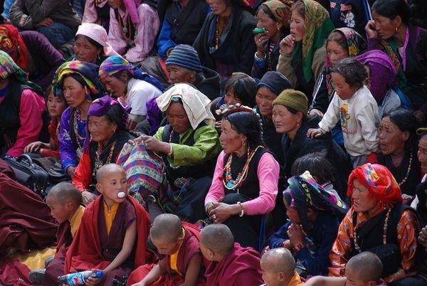 Непал. Мустанг