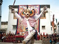 Праздники Непала. Фестиваль Тиджи в Мустанге