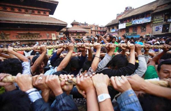 Непал. Праздники