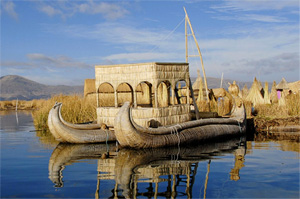 Тур в Перу. Озеро Титикака