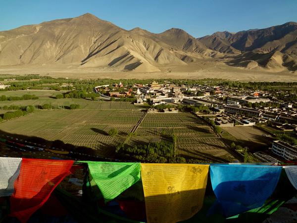 Праздники Тибета. Монастырь Самье
