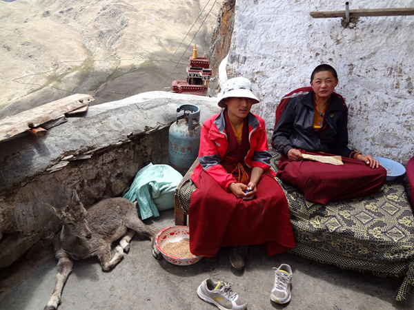 Тибет, путешествие к горе Кайлас