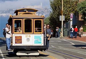 Тур в США. Сан-Франциско
