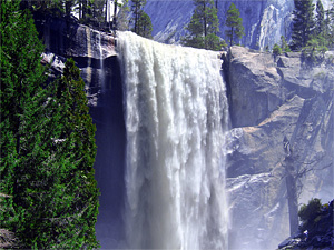 Тур в США. Национальный парк Йосемитe