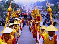 Культура Вьетнама.  День поминовения королей Хунгов