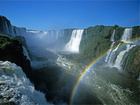 Аргентина. Водопады Игуасу