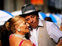 Аргентина. Танго