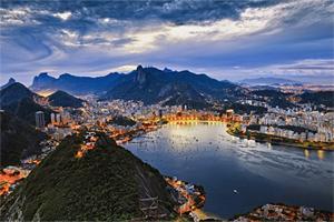 Тур в Аргентину, Чили и Уругвай. Рио-де-Жанейро