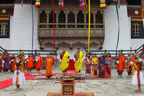 Тур в Бутан