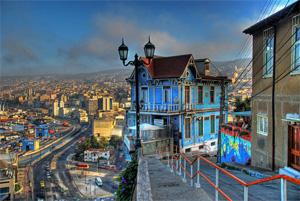 Тур в Чили. Круиз к Огненной земле