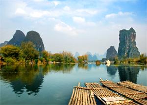 Тур Китай. Гуйлинь