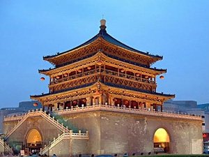 Тур Китай. Сиань
