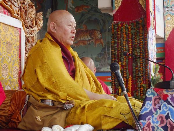 Фото тибетских сутр