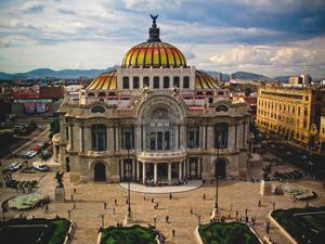 Экскурсионный тур в Мексику