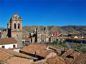 Тур в Перу и Мексику