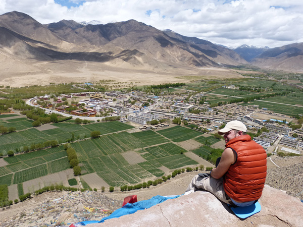 Экспедиция на Кайлас, Тибет