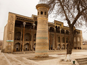 Тур в Узбекистан на новогодние каникулы
