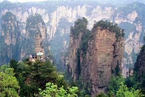 Тур Китай. Горы аватара в Китае