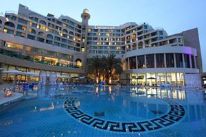 СПА на Мертвом море. Отель Daniel Dead Sea Hotel 5*