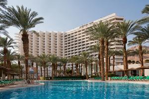 СПА на Мертвом море. Отель  David Dead Sea Resort & Spa