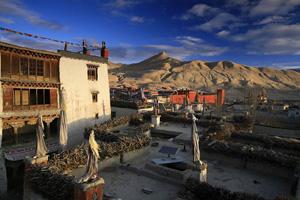 Тур в Непал. Мустанг