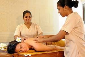 Аюрведа в Шри-Ланке. Отель Heritance Ayurveda Maha Gedara
