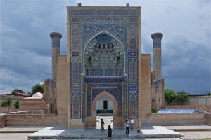 Семейный тур в Узбекистан