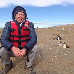 Встреча о Чилийской Патагонии