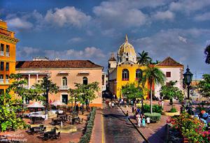Экскурсионный тур в Колумбию и Боливию