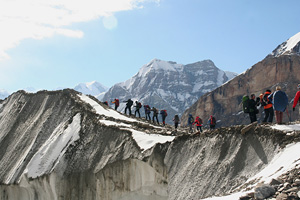 Треккинг в горах Тянь-Шань