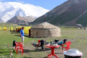 Треккинг в Киргизии