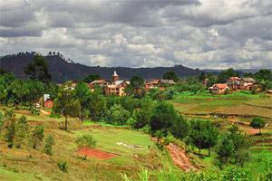 Тур на Мадагаскар, Африка
